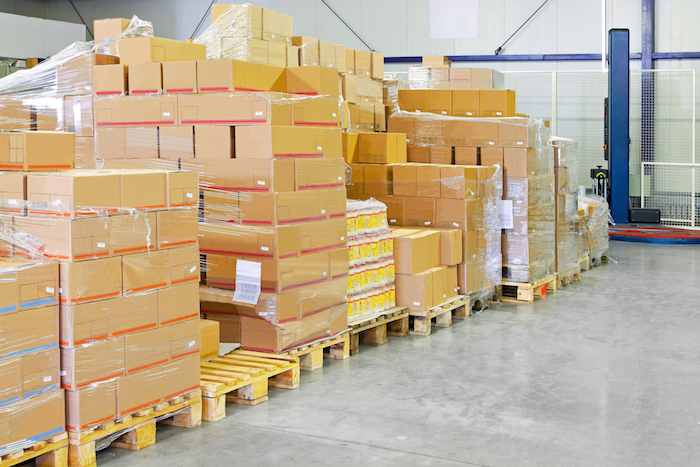 Warehouse packages